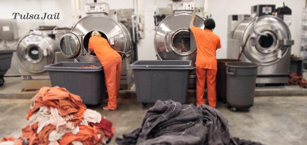 Correctional Ecotex Laundry